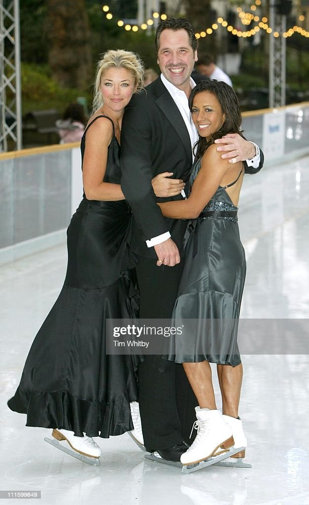 """Dancing on Ice"" Photocall"