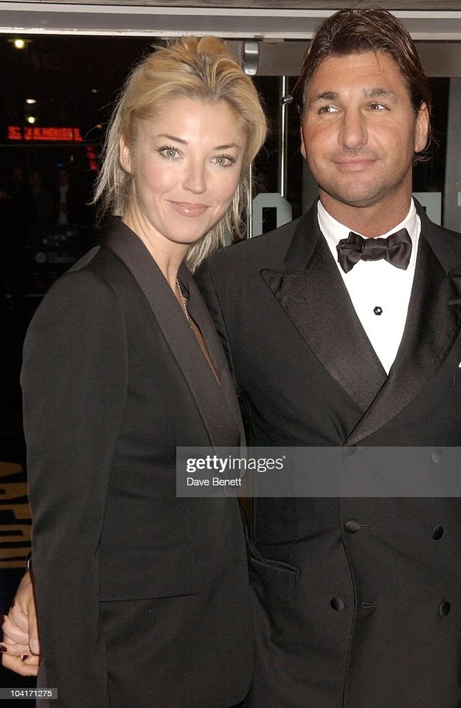 Tamara Beckwith, Sylvia Movie Screening Starring Gwyneth Paltrow At The Closing Gala Of The London Film Festival, At The Odeon, Leicester Square, London