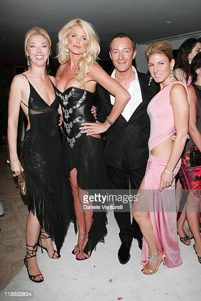 Tamara Beckwith Victoria Silvstedt Scott Henshall and Hofit Golan