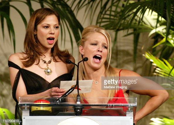 Tamara Braun and Alicia Leigh Willis during 31st Annual Daytime Emmy Awards Creative Arts Presentation Show at Grand Ballroom at Hollywood and...