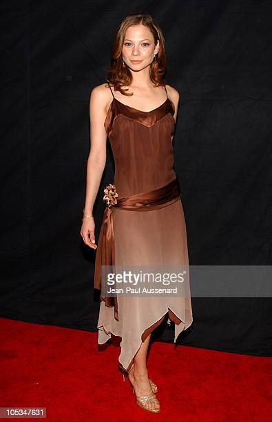 Tamara Braun during 2nd Annual Evening with the Stars to Benefit The Desi Geestman Foundation at Ivar in Hollywood California United States