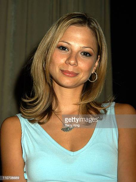 Tamara Braun during ABC's 'General Hospital' Fan Day Event at Sportsmen's Lodge in Studio City California United States