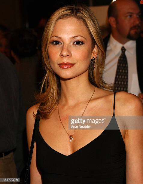 Tamara Braun during 'Cats' Gala Opening Party to Benefit the Leeza Gibbons Memory Foundation at Pantages Theatre in Hollywood California United States