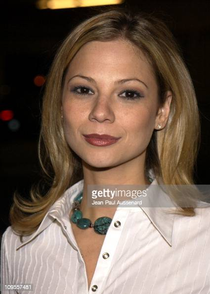 Tamara Braun during 'Poolhall Junkies' Premiere In Memory of Rod Steiger to Benefit The Motion Picture Television Fund at ArcLight Theatre in...