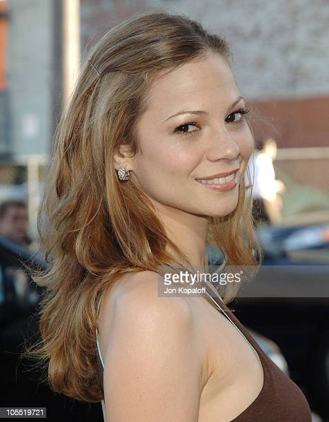 Tamara Braun during 'Wicked' Los Angeles Opening Night Arrivals at Pantages Theatre in Hollywood California United States