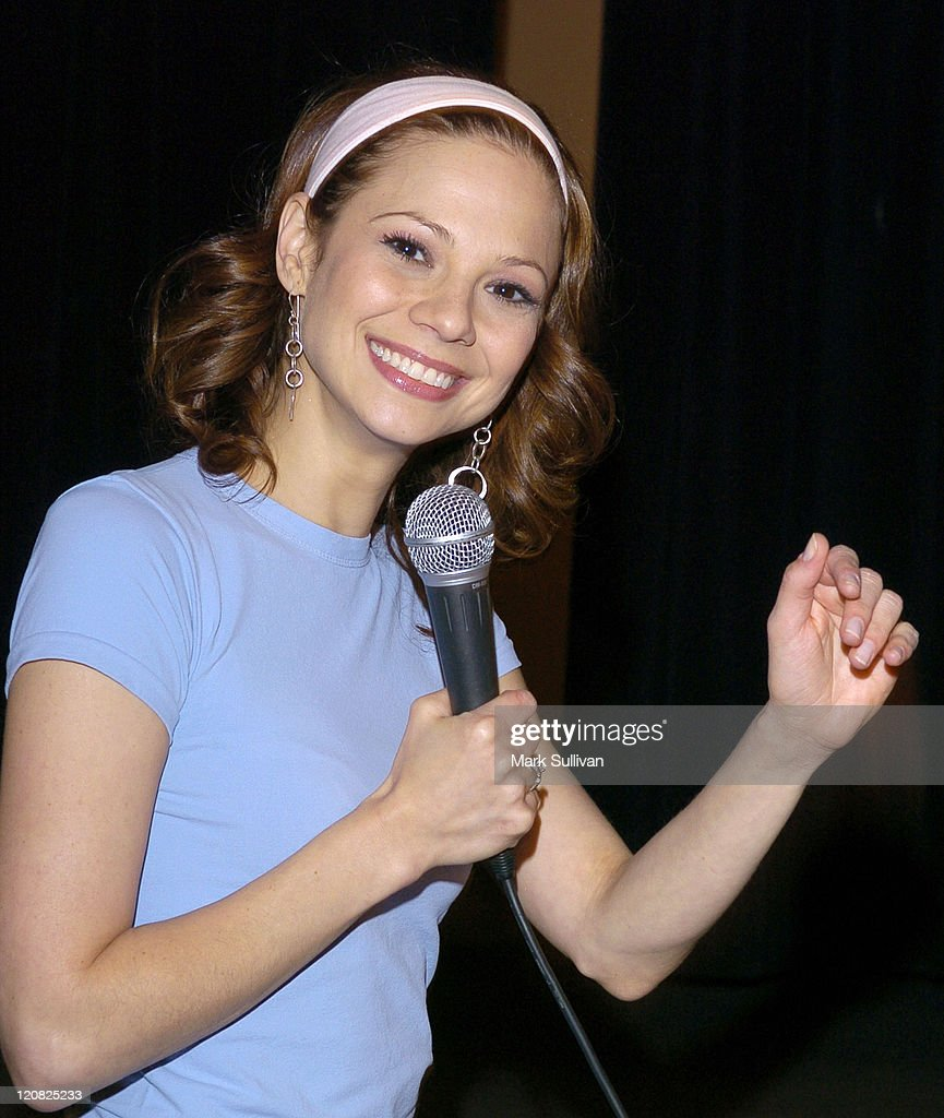 Tamara Braun Fan Club Event - July 8, 2004