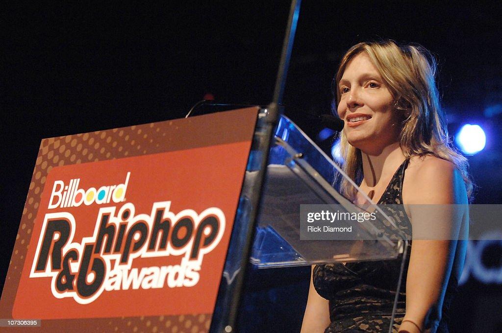 Tamara Conniff, Exec. Editor/Associate Publisher Billboard Magizine