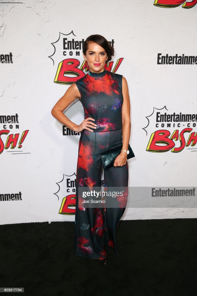 Tamara Duarte at Entertainment Weekly's annual Comic-Con party in celebration of Comic-Con 2017 at Float at Hard Rock Hotel San Diego on July 22, 2017 in San Diego, California.