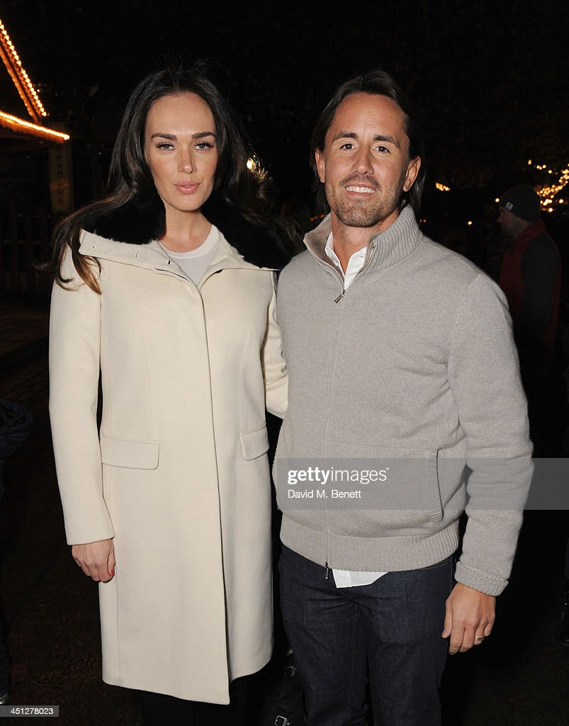 <a gi-track='captionPersonalityLinkClicked' href=/galleries/search?phrase=Tamara+Ecclestone&family=editorial&specificpeople=575176 ng-click='$event.stopPropagation()'>Tamara Ecclestone</a> and Jay Rutland attends the Hyde Park Winter Wonderland VIP opening on November 21, 2013 in London, England.