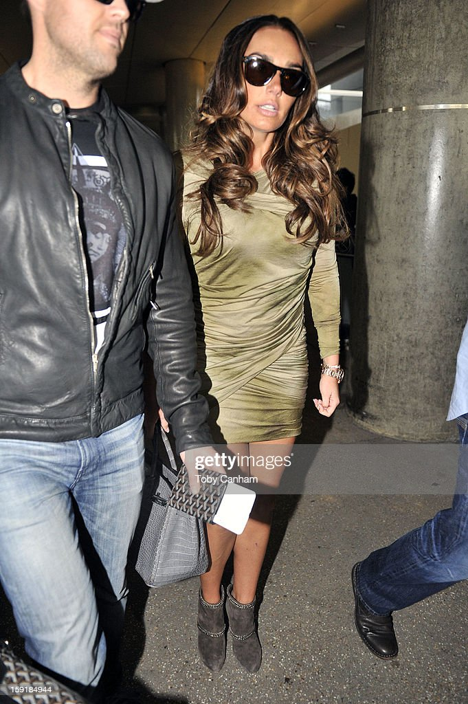 <a gi-track='captionPersonalityLinkClicked' href=/galleries/search?phrase=Tamara+Ecclestone&family=editorial&specificpeople=575176 ng-click='$event.stopPropagation()'>Tamara Ecclestone</a> arrives in Los Angeles on January 9, 2013 in Los Angeles, California.