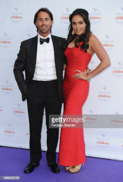 Tamara Ecclestone attends The Butterfly Ball A Sensory Experience in aid of the Caudwell Children's charity at Battersea Evolution on May 16 2013 in...