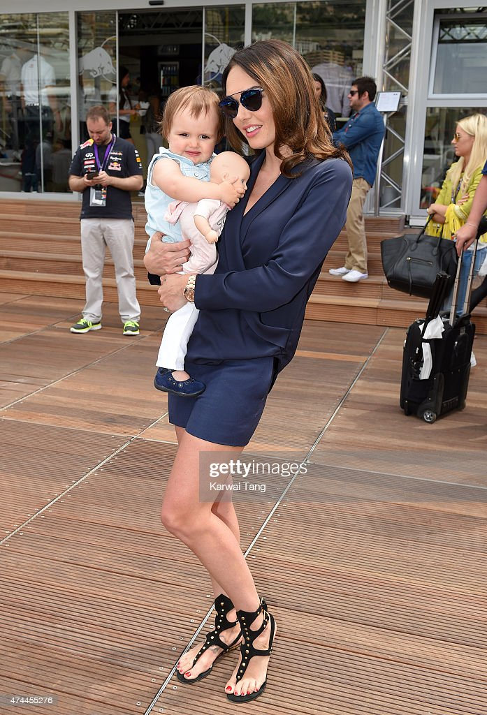 <a gi-track='captionPersonalityLinkClicked' href=/galleries/search?phrase=Tamara+Ecclestone&family=editorial&specificpeople=575176 ng-click='$event.stopPropagation()'>Tamara Ecclestone</a> attends the Infiniti Red Bull Racing Energy Station at Monte Carlo on May 23, 2015 in Monaco, Monaco.