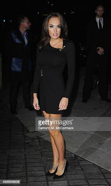 Tamara Ecclestone attends the launch of The Mondrian Hotel at Mondrian Hotel on October 9 2014 in London England