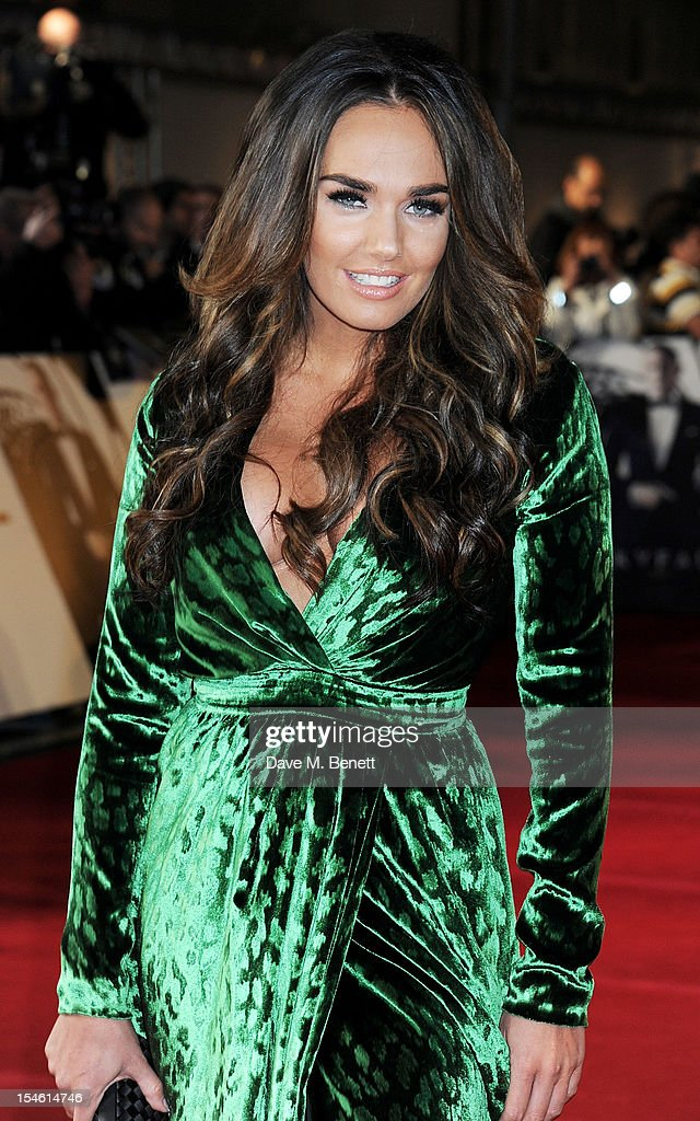 Tamara Ecclestone attends the Royal World Premiere of 'Skyfall' at the Royal Albert Hall on October 23, 2012 in London, England.