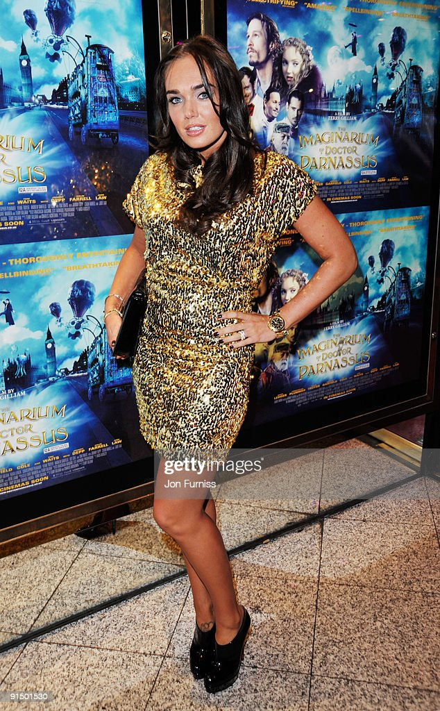 Tamara Ecclestone attends the UK Premiere of 'The Imaginarium Of Doctor Parnassus' at the Empire Leicester Square on October 6, 2009 in London, England.