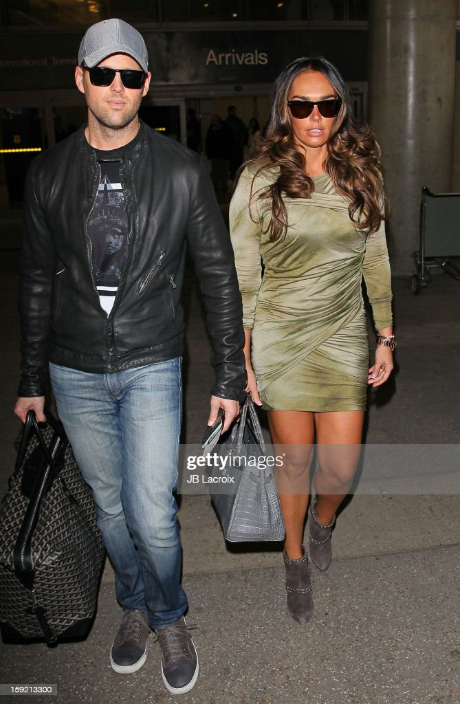 <a gi-track='captionPersonalityLinkClicked' href=/galleries/search?phrase=Tamara+Ecclestone&family=editorial&specificpeople=575176 ng-click='$event.stopPropagation()'>Tamara Ecclestone</a> is seen at LAX Airport on January 9, 2013 in Los Angeles, California.