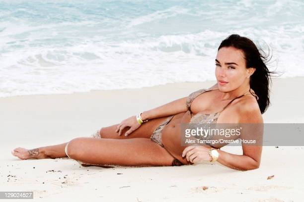 Tamara Ecclestone sighted on vacation on December 23 in Nassau Bahamas
