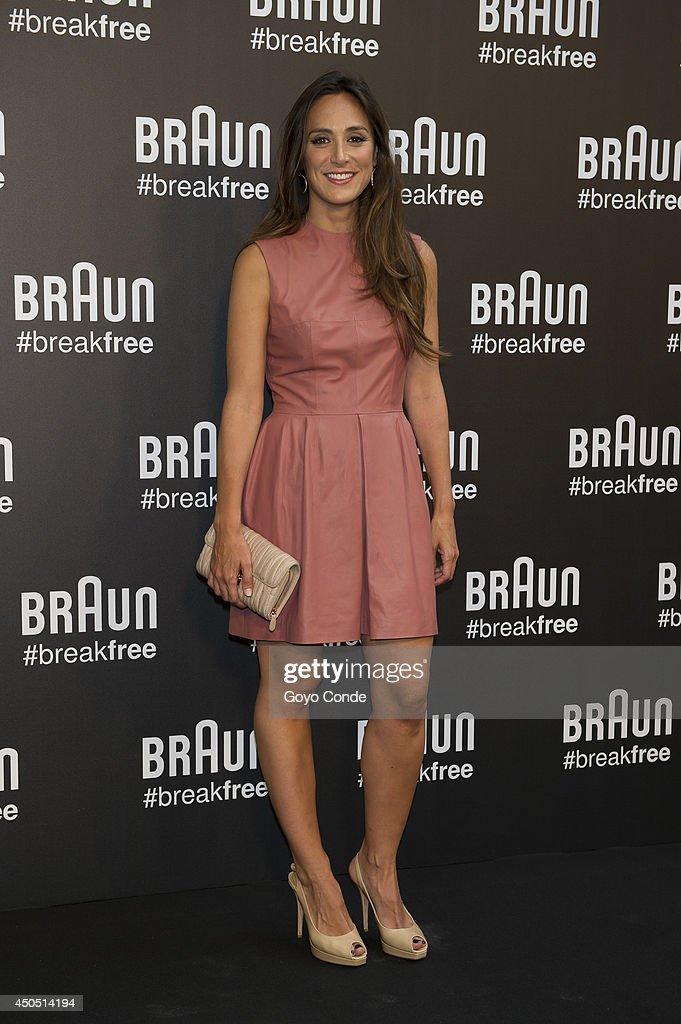 Tamara Falco Attends Braun Summer Party