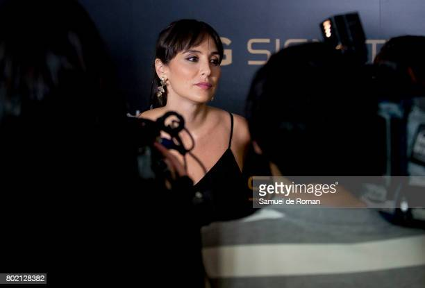 Tamara Falco attends LG Signature Presentation on June 27 2017 in Madrid Spain