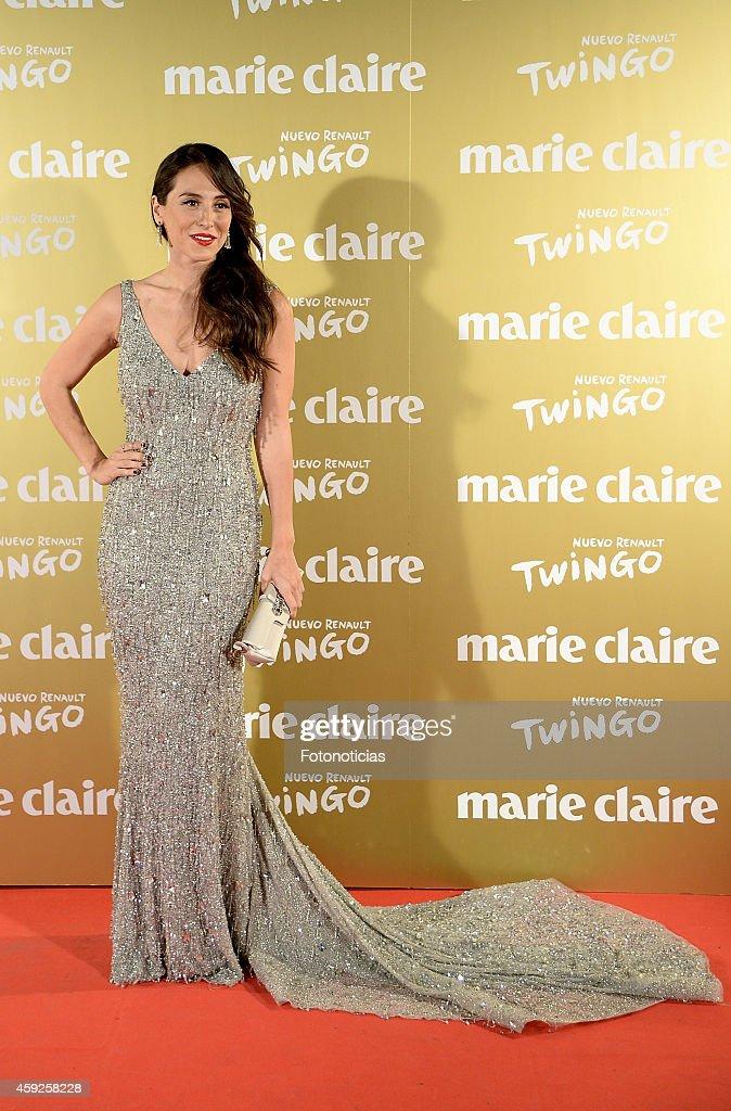 Tamara Falco attends the 2014 Marie Claire Prix de la Mode at Callao Theater on November 19 2014 in Madrid Spain