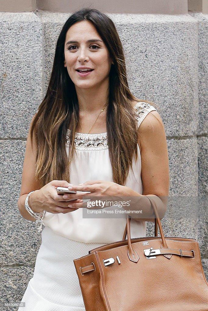 celebrities sighting in madrid june 26 2014 getty images