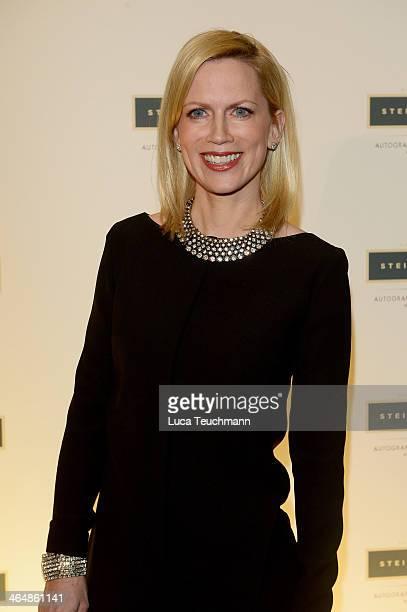 Tamara Graefin von Nayhauss attends Hotel Am Steinplatz Grand Opening on January 24 2014 in Berlin Germany
