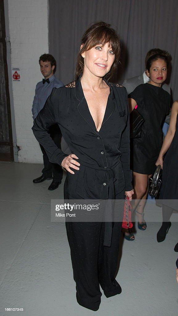 Tamara Mellon attends Ballroom Marfa 10th Year Celebration at Center 548 on April 8, 2013 in New York City.