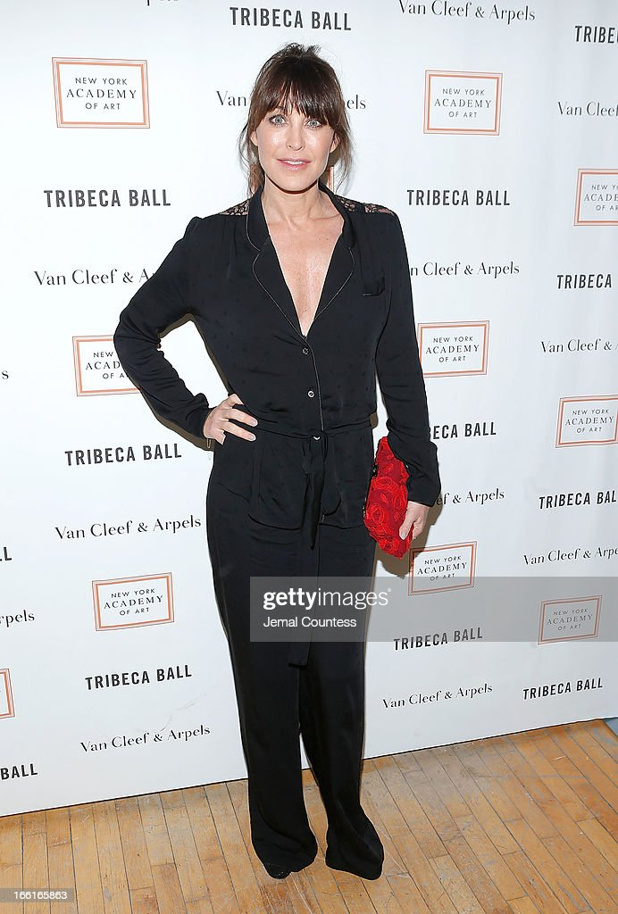 Tamara Mellon attends the 2013 Tribeca Ball at New York Academy of Art on April 8, 2013 in New York City.