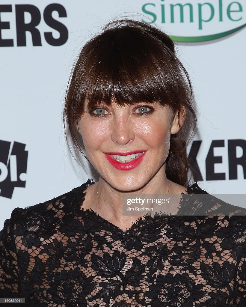 Tamara Mellon attends the 'Makers: Women Who Make America' New York Premiere at Alice Tully Hall at Lincoln Center on February 6, 2013 in New York City.