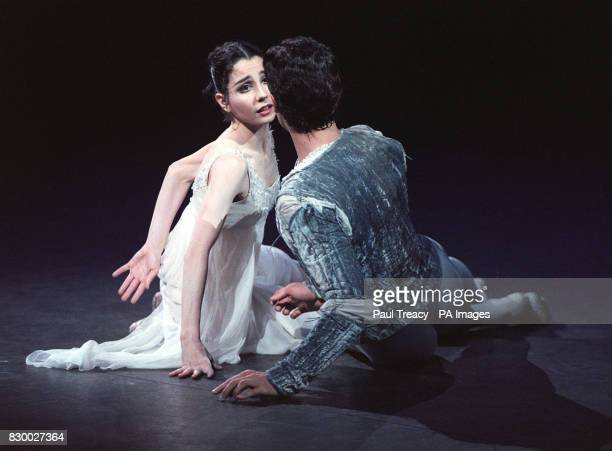 Tamara Rojo and Roberto Bolle take the lead roles in tonight's dress rehearsal of Derek Deane's adaptation of the Prokofiev ballet Romeo And Juliet...