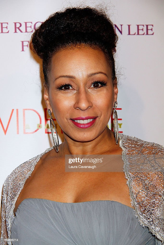 Tamara Tunie attends the Evidence, A Dance Company 9th annual Torch Ball at The Plaza Hotel on March 25, 2013 in New York City.