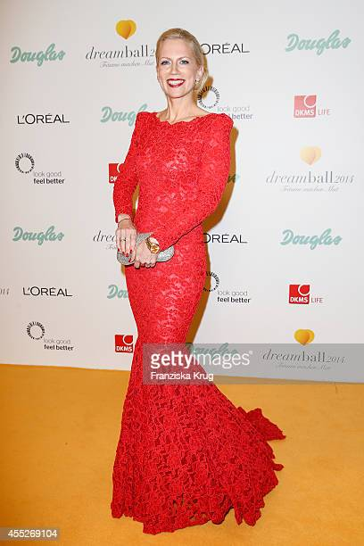 Tamara von Nayhauss attends the Dreamball 2014 at the Ritz Carlton on September 11 2014 in Berlin Germany