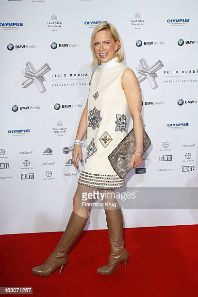 Tamara von Nayhauss attends the Felix Burda Award 2014 at Hotel Adlon on April 06 2014 in Berlin Germany