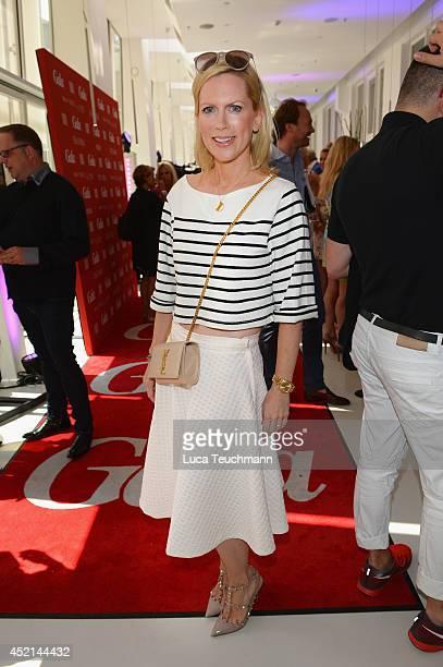 Tamara von Nayhauss attends the Gala Fashion Brunch at Ellington Hotel on July 11 2014 in Berlin Germany