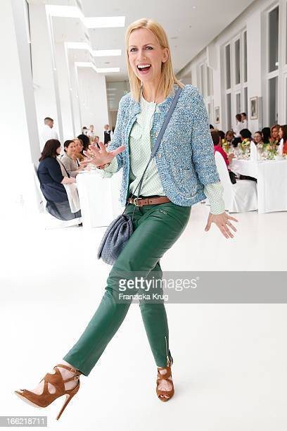 Tamara von Nayhauss attends the Ladies Lunch at the Ellington Hotel on April 10 2013 in Berlin Germany