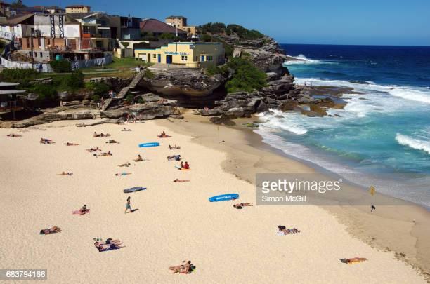 Tamarama Beach, Sydney, New South Wales, Australia