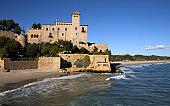 Tamarit castle, Tarragona, Catalonia, Spain