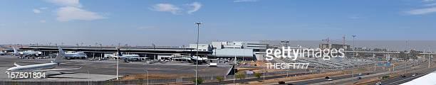OR Tambo International Airport, in Johannesburg