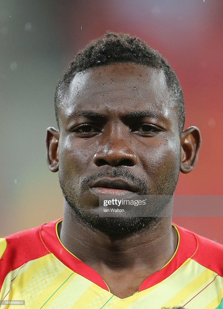 Tamboura Adama of Mali during the 2013 Africa Cup of Nations Third Place Play-Off match between Mali and Ghana on February 9, 2013 in Port Elizabeth, South Africa.