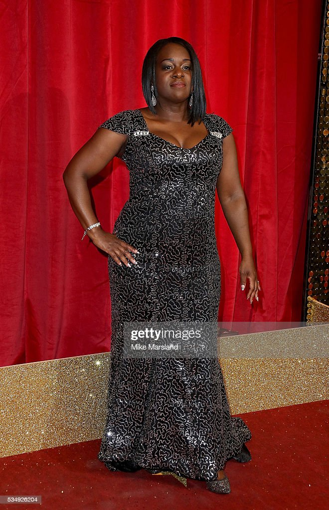 Tameka Empson attends the British Soap Awards 2016 at Hackney Empire on May 28, 2016 in London, England.