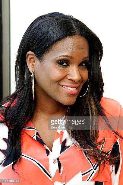 Tameka Foster attends the Simone I Smith Trunk Show at Neiman Marcus Atlanta on May 10 2012 in Atlanta Georgia