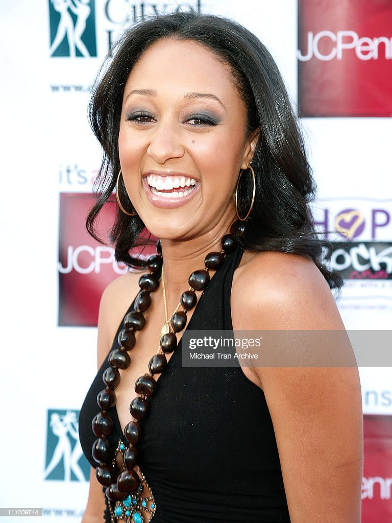 Tamera Mowry during Young Hollywood Says 'Hope Rocks' - Concert to Benefit City of Hope - Arrivals at Key Club in Los Angeles, California, United States.