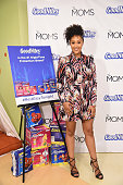 GoodNites Event With Tamera Mowry-Housley And The MOMS