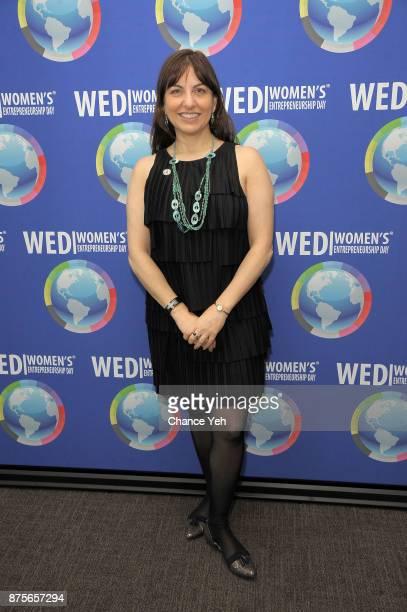 Tami Kesselman attends 2017 Women's Entrepreneurship Day at The United Nations on November 17 2017 in New York City