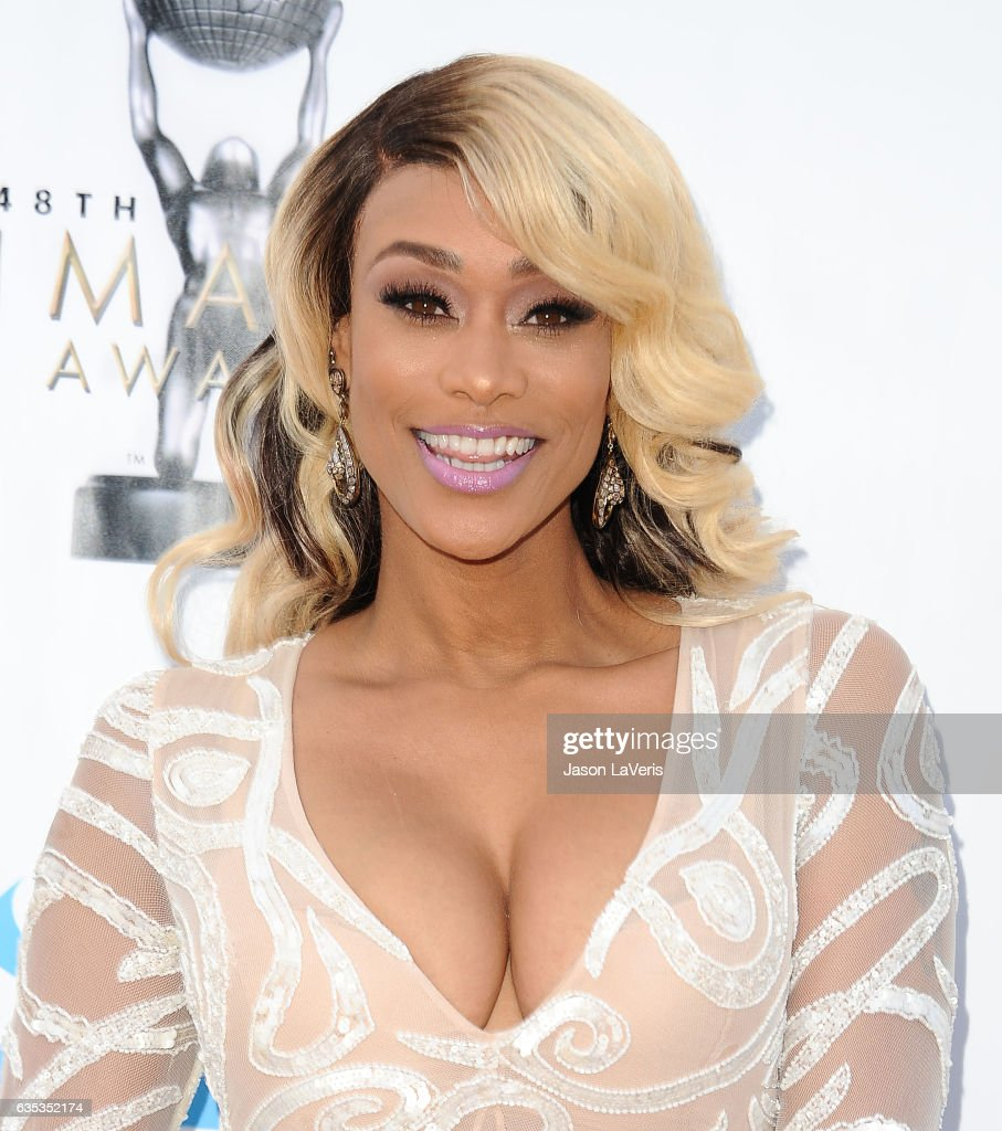 Tami Roman attends the 48th NAACP Image Awards at Pasadena Civic Auditorium on February 11, 2017 in Pasadena, California.