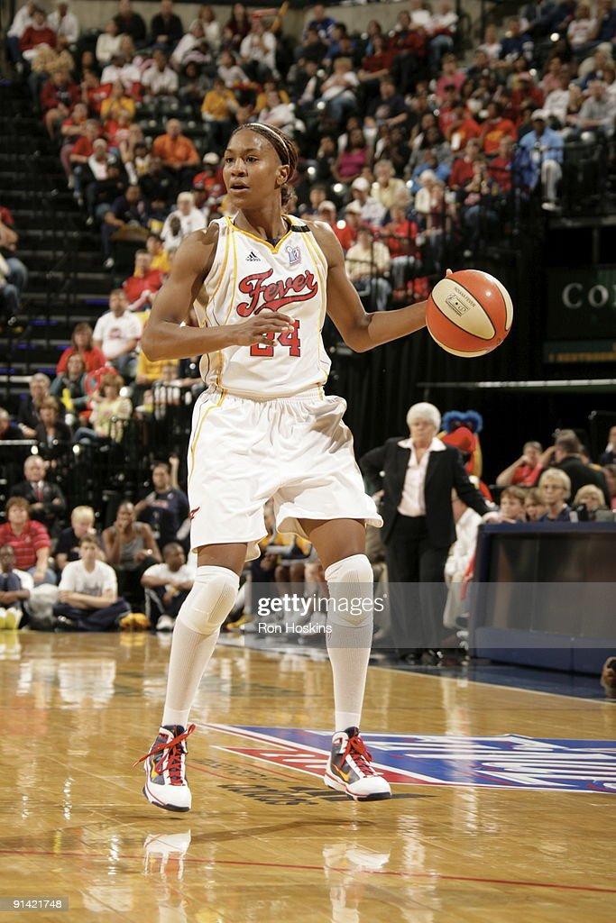 WNBA Finals Game 3:  Phoenix Mercury v Indiana Fever