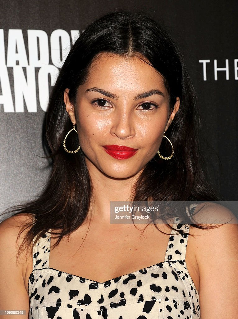 Tamiris Freitas attends The Cinema Society & BlackBerry Host A Screening Of Magnolia Pictures' 'Shadow Dancer' at Sunshine Landmark on May 30, 2013 in New York City.