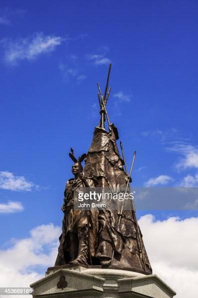 Tammany Regiment monument Gettysburg National Military Park