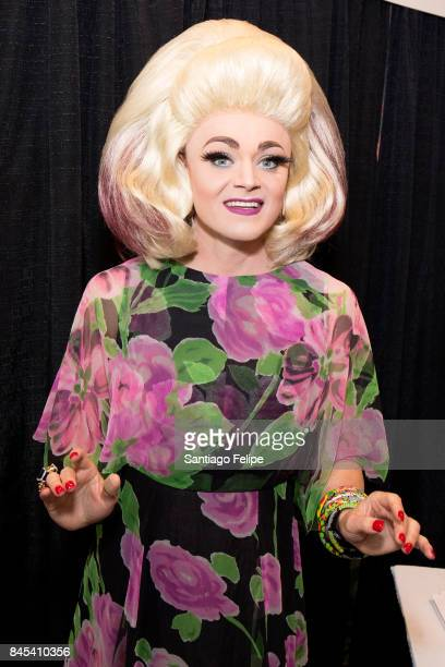 Tammie Brown attends RuPaul's DragCon NYC 2017 at The Jacob K Javits Convention Center on September 10 2017 in New York City