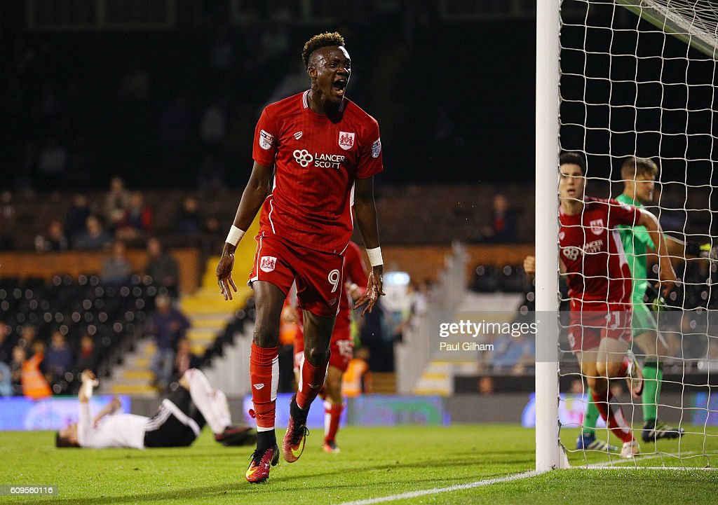Fulham v Bristol City - EFL Cup Third Round : News Photo